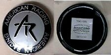 4 American Racing Wheels Center Caps Sniper Series 86 627 1242100 2.42 Bore NEW