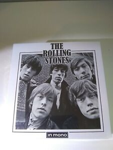 THE ROLLING STONES IN MONO - BRAND NEW / FACTORY SEALED CD BOX SET.