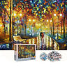 Kids Adult Puzzle 1000 Pieces Mini Jigsaw Decompression Game Toys Gifts Home New