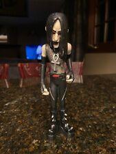 Bleeding Edge Begoth Fashion Doll Figurine, Dagger Goth Figure