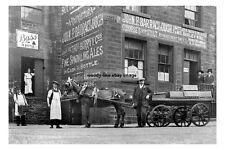 pt0811 - John Barraclough Bottler of Ale , Barnsley , Yorkshire - photo 6x4