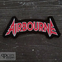 Patch Airbourne Hard Rock logo band.