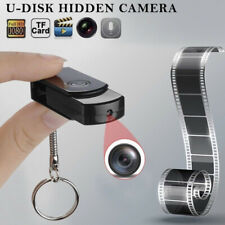 Mini USB Flash Drive Multifunction Camera U Disk HD DVR Video Recorder Keychain