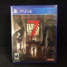 7 Days to Die (Sony PlayStation 4) BRAND NEW / REGION FREE