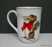 Otagiri Porcelain Mouse Coffee Cup / Mug
