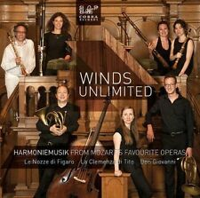 Harmoniemusik From Mozart's Operas, New Music