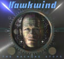 HAWKWIND / THE MACHINE STOPS * NEW CD 2016 * NEU