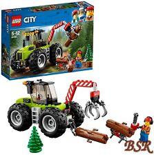 LEGO® City: 60181 Forsttraktor & 0.-€ Versand & NEU & OVP !
