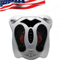 Foot Massager Spa Machine With US Plug Blood-Booster Circulation Foot Relax USA