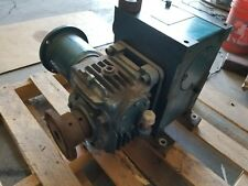 CAMCO 500RG4H40-180 ROTARY INDEXER with MSHV48875C-Z7a 15-1 reducer