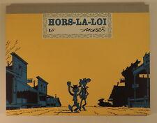 Lucky Luke Hors la Loi Morris Portfolio Champaka 1999