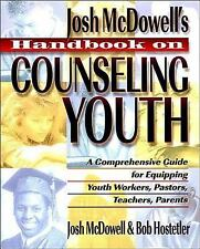 Handbook on Counseling Youth by John McDowell (1996, Paperback)