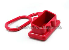 """Dust Cover For Anderson Sb175 Connectors, Red, 2""""x1"""" Opening, Winches, 4X4, Rv"""