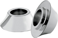 RC Components Tapered Front Axle Spacers HD-SPCR-2C Chrome