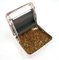 Cigarette Tobacco Rolling Automatic Metal Roller Maker Machine 70mm