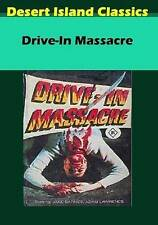 Drive in massacre  DVD NEW