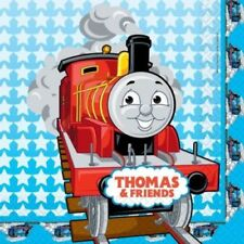 16 X THOMAS THE TANK  & FRIENDS BIRTHDAY PARTY NAPKINS TABLE BOYS