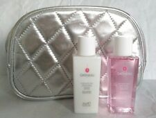 Gatineau Gentle Silk Cleanser & Gentle Silk Toner Set 2 x 50ml & Cosmetics Bag