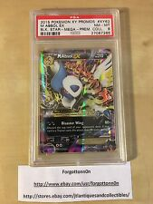 2015 Pokemon XY Black Star Promos XY63 M Absol EX Mega PSA 8 NM-MT