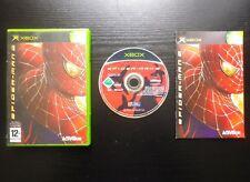 SPIDER-MAN 2 : JEU Microsoft XBOX (Activision COMPLET envoi suivi)