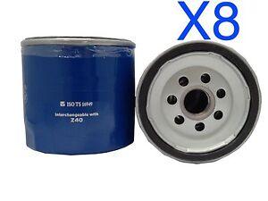 X8 Oil Filter Suits Z40 CHEVROLET V8  HOLDEN SUBURBAN WZ40