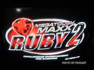 Merit Megatouch Maxx Ruby 2 Hard drive latest version 11.05 mega touch