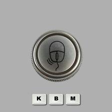 MMI Drehknopf Knopf Schaltersteuerung Kappe Für AUDI A6 S6 C7 11-17 A7 RS6 RS7