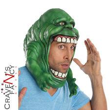 Gli adulti Slimer Ghostbusters Maschera Copricapo Halloween Fancy Dress Costume accessorie