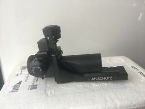 Anschutz Diopter Peep Sight with front tunnel
