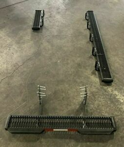 NEW RAM Promaster Complete Running Board / Rear Step Kit - 2014-PRESENT