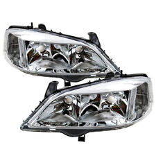 HEAD LAMP HEADLIGHT PAIR for HOLDEN ASTRA TS 3/4/5DR 1998 - 2006 RIGHT + LEFT