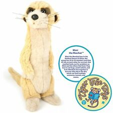 Mimi the Meerkat | 12 Inch Stuffed Animal Plush | By Tiger Tale Toys