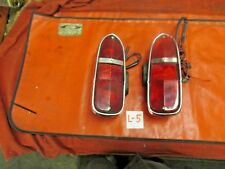 Triumph TR4, TR250, Lucas Rear Tail Light Assembly's, 2, !!