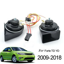 Car Snail Horn For Kia Forte MK1 MK2 2009-2018 12V Dual Pitch Horn 110-125db