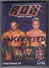 Ring of Honor - Unscripted II - Long Island, NY - 2.11.06