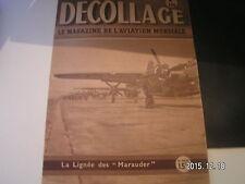"""*** Revue Decollage n°106 La lignée des """" Maraudeur """" / Les sports de l'air"""
