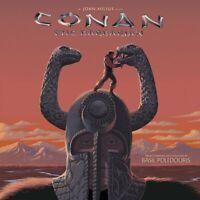 CONAN THE BARBARIAN - OST/POLEDOURIS,BASIL   VINYL LP NEU