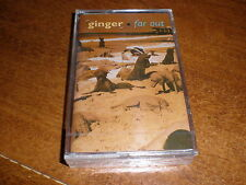 Ginger CASSETTE Far Out NEW