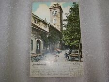 ancienne Carte postale Carte postale Bischofswerda Montagne de beurre