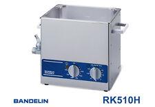 BANDELIN sonorex Super RK 510 H avec chauffage, Nettoyeur à ultrasons 9,7 litre