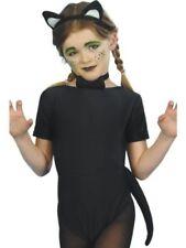 Déguisements noir taille unique pour fille