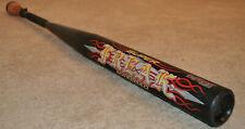 READ DESCRIPTION - 34/30 Miken Super Freak Maxload MSSFM Slowpitch Softball Bat