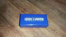 OFFICIAL LEEDS UNITED MEMBERS CLUB PIN BADGES NEW