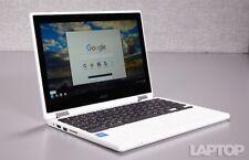 Acer Chromebook R11 11.6 Inch Intel Celeron 1.1GHz 4GB 32GB Laptop - White.