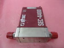 STEC SEC-4400RC Mass Flow Controller, MFC, HBR, 200 SCCM, SEC-4400, 424872