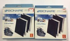 4 Bionaire Type L Filter 2boxs for use with Bionaire Oder Grabber Litter Box