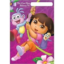 Dora the Explorer Party Lootbags (8)