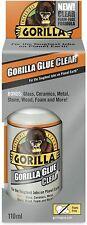 Gorilla Glue 1244401 Purpose Adhesive 110ml, Crystal Clear 110ml