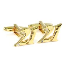 color Oro Number 21 Gemelli MILESTONE 21st regalo di compleanno