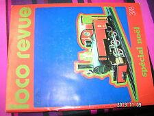 Loco Revue n°378 Turbotrain Jouef Faire Chaudiere 1.040 TA  T.V.R Faire 150.P